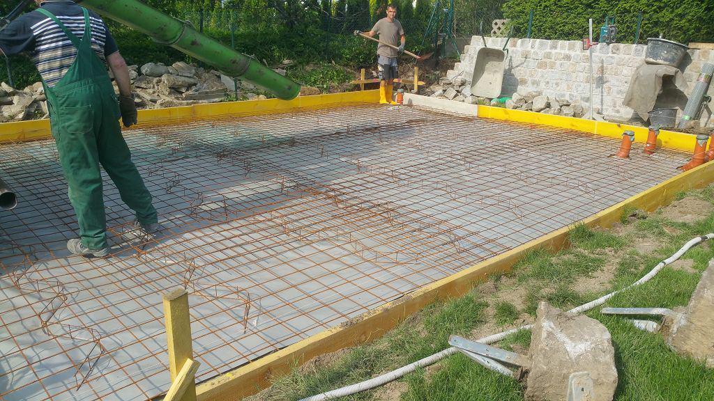Bodenplatte bauen Werder an der Havel