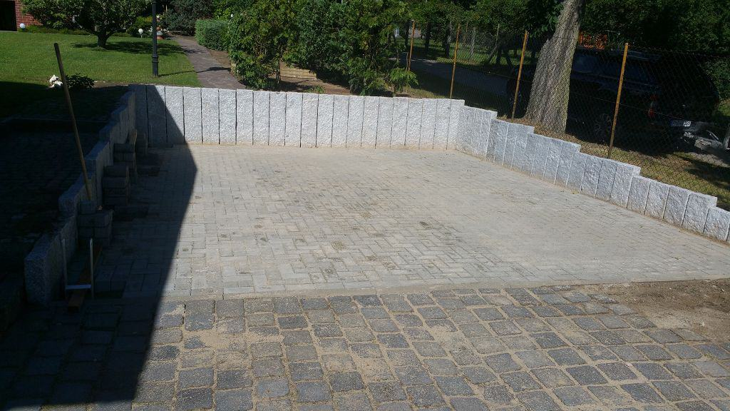 Carport pflastern Werder Havel