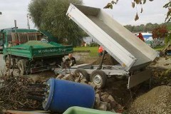 Erdarbeiten Bodenabfuhr u. Lieferung