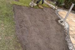 Garten Landschaftsbau Gartenbau Rollrasen verlegen