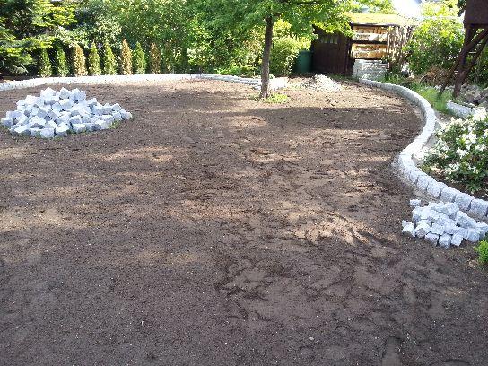 Garten Landschaftsbau Gartenbau u. Rollrasen