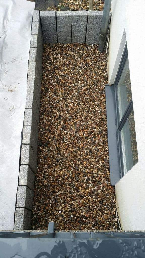 Lichtschacht aus Granit bauen Potsdam