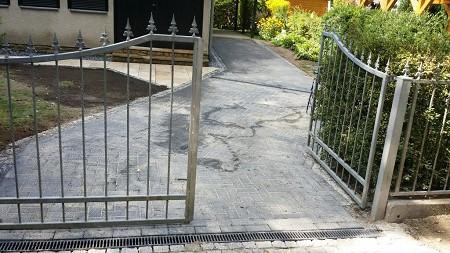 Pflasterarbeiten Betonstein Einfahrt pflastern Ferch