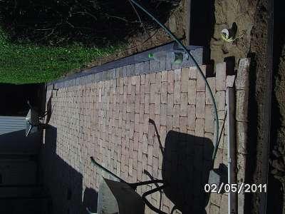 Pflasterarbeiten Betonstein Einfahrt pflastern