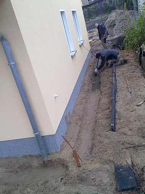 Pflasterarbeiten Betonstein Hofeinfahrt pflastern