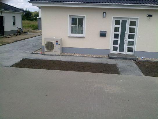 Pflasterarbeiten Betonstein Wege und Einfahrt pflastern