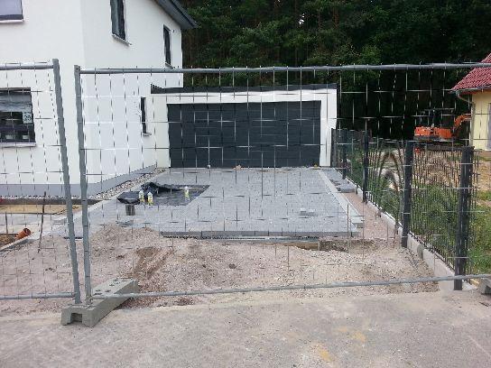 Pflasterarbeiten Betonstein Wegebau in Michendorf