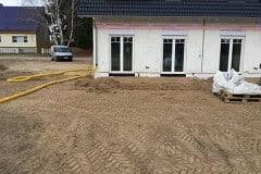 Pflasterarbeiten Betonstein Zufahrt pflastern