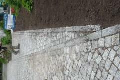 Pflasterarbeiten Naturstein Einfahrt pflastern erweitern