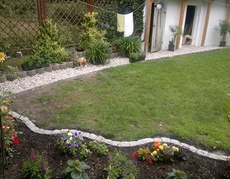 Pflasterarbeiten Naturstein Wege aus Granit