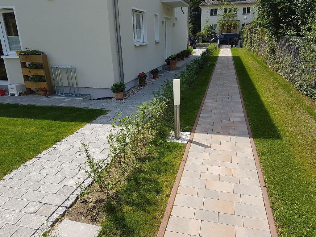 Pflasterfirma Berlin Zehlendorf Wege pflastern Terrasse bauen