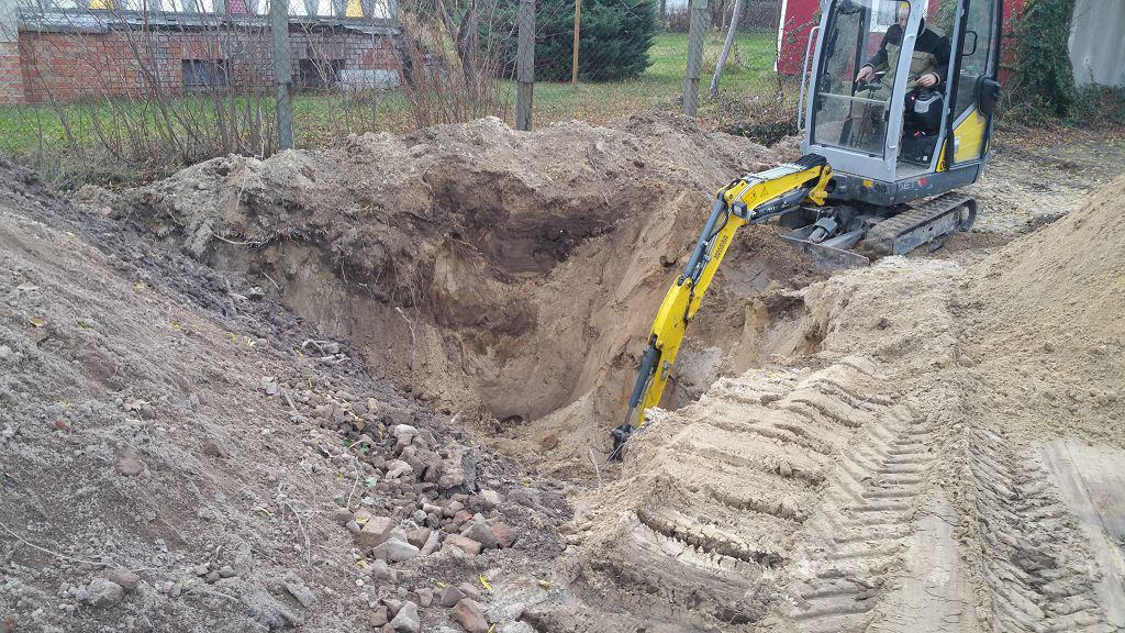 Regenwasserversickerung in Werder Havel als Sickerkörbe einbauen
