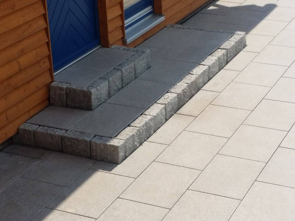Terrasse aus Granit in Werder Havel bauen