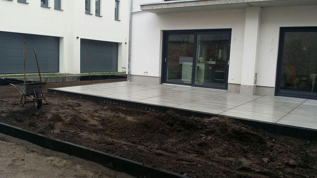 Terrasse aus Keramik bauen Teltow Terrassenbau bis Stahnsdorf