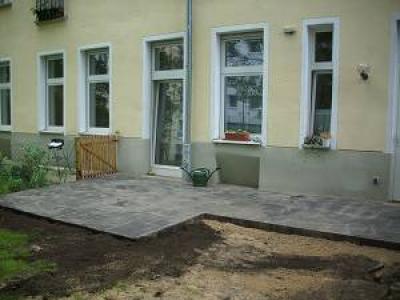Terrassenbau in Berlin