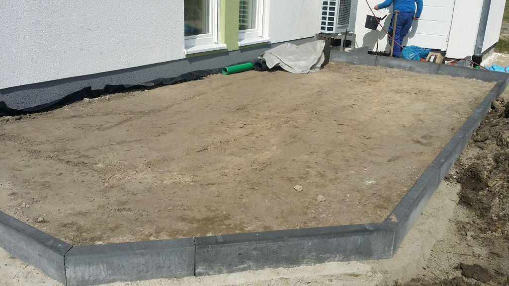 Terrassenbau Keramik verlegen Werder an der Havel