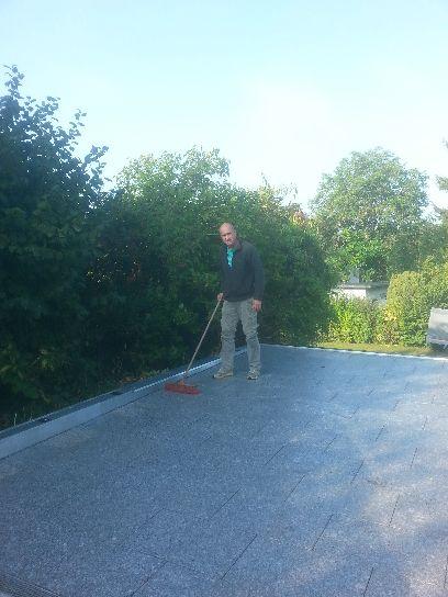 Terrassenbau Dachterrasse in Potsdam