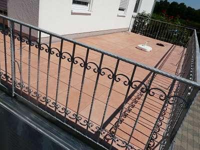 Terrassenbau Terrasse auf Stelzlagern