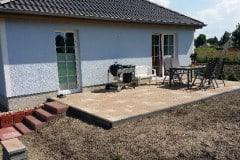Terrassenbau Terrasse bauen Fichtenwalde