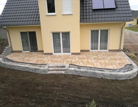 Terrassenbau Werder an der Havel