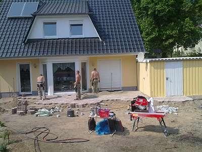 Terrassenbau Falkensee