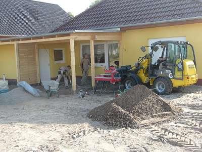 Terrassenbau Fichtenwalde