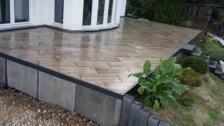 Terrassenbau Grunewald