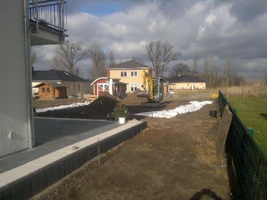 Terrassenbau Geltow