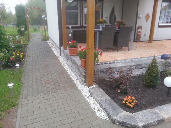 Terrassenbau in Werder an der Havel