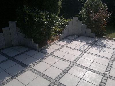 Terrassenbau Kleinmachnow