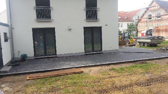 Terrassenbau Nuthetal Saarmund