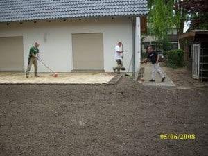 Terrassenbau Werder