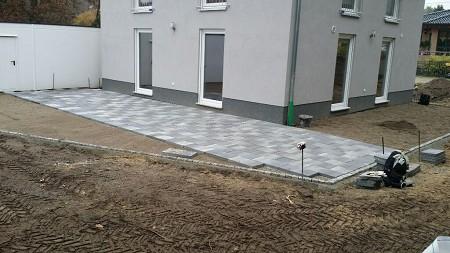Terrassenbau Terrassengestaltung Falkensee