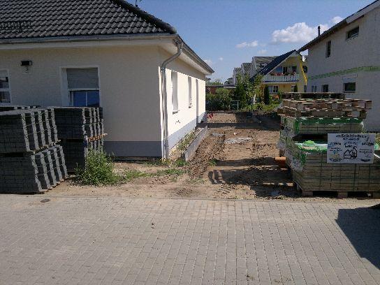 Terrassenbau Terrassenplatten verlegen