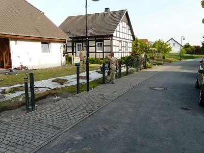 Zaunbau Metalzaun Zaunbau Potsdam