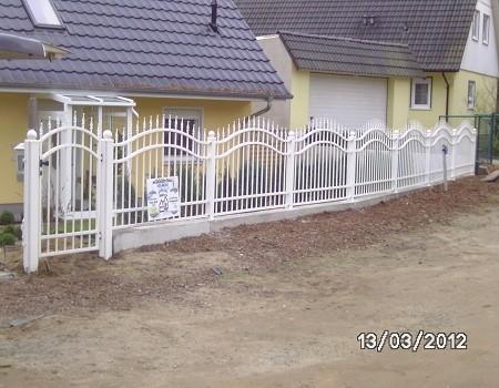 Zaunbau Falkensee